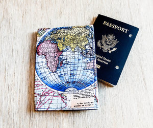 etsy, passport case, and teacher gift image