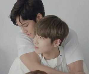 Seventeen, mingyu, and meanie image