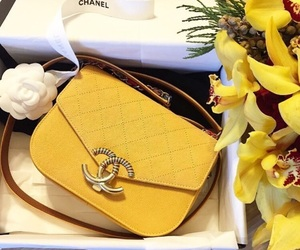 bag, luxury, and chanel bag image