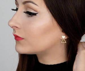 etsy, wedding earrings, and fashion earrings image