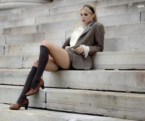 fashion, inspiration, and knee socks image