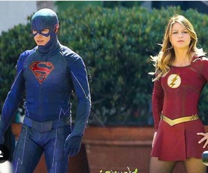 DC and Supergirl image