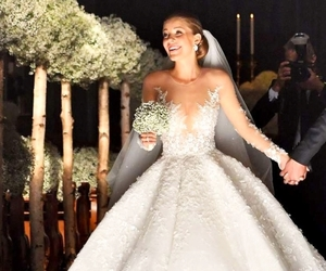 fashion, style, and bride image