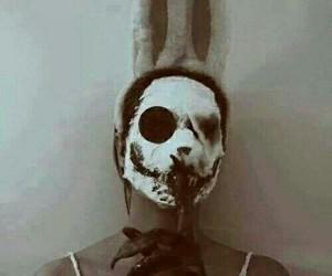 bunny, creepy, and scary image