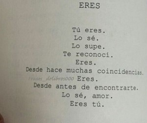 love, eres, and frases en español image