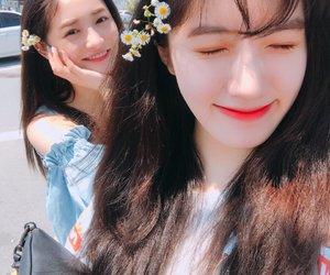 pristin, kyulkyung, and xiyeon image