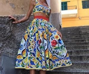 dolce and gabbana and fashion image