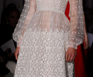 chanel, detail, and dress image