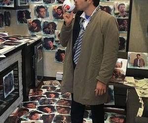actor, spn, and supernatural image