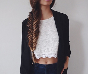 braid and fashion image