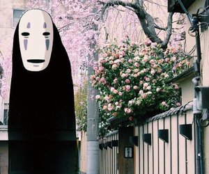 anime, japan, and no face image