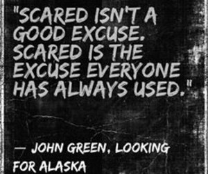 looking for alaska and john green image