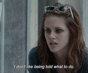 kristen stewart, quotes, and text image