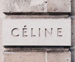 brown, girly, and celine image