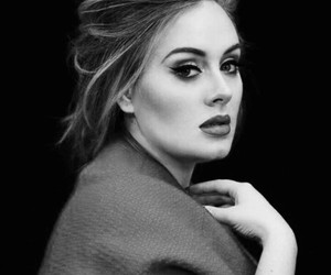 Adele and 💜 image