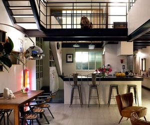 loft, home, and decor image