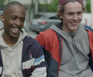 boys, skam, and the image