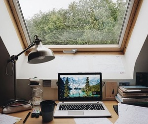 aesthetic, motivation, and desk image