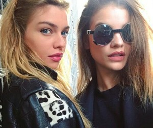 barbara palvin, stella maxwell, and model image