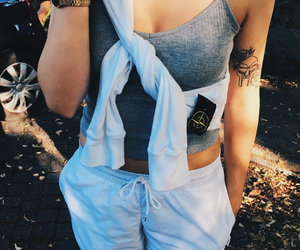 carefree and outfit image