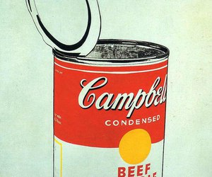 soup and vintage image