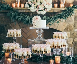 wedding and wedding cakes image