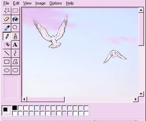 alternative and pink image