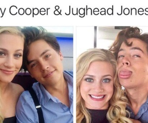 riverdale and bughead image