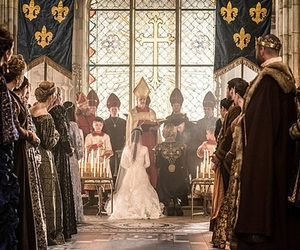 wedding and reign image