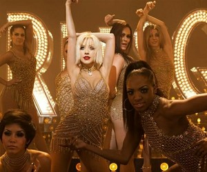 burlesque, christina aguilera, and girl power image