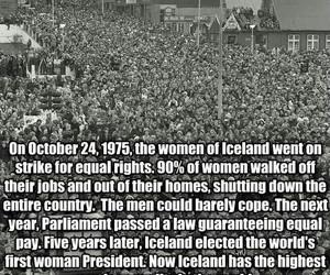 iceland, awesome, and equality image