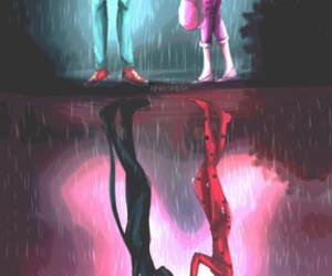 ladybug, Chat Noir, and Adrien image