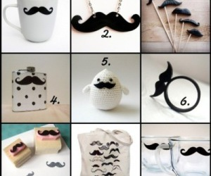 moustache things image