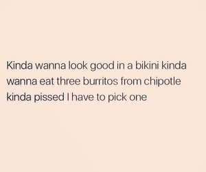 burritos, funny, and life image