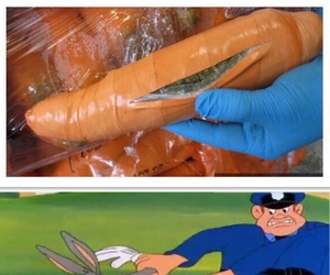 carrot, drugs, and funny image