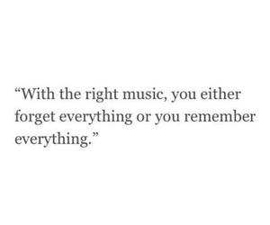 music, quotes, and forget image