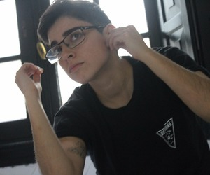 alternative, lesbian, and style image