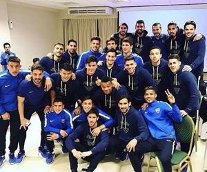 boca, boca juniors, and fútbol image