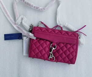 magenta, poshmark, and quilted image