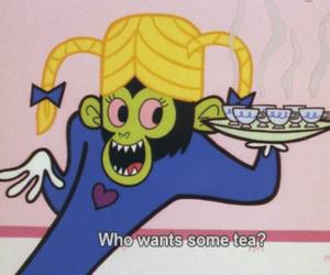cartoon network, mojo jojo, and powerpuff girls image
