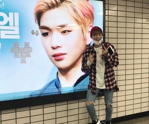 produce 101, kang daniel, and produce boys image