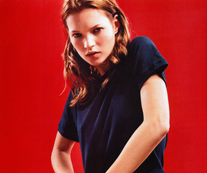 kate moss, model, and red image