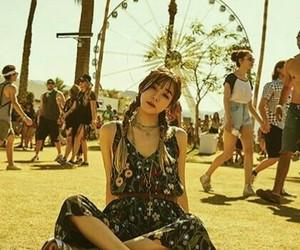 snsd, hwang mi young, and tiffany image