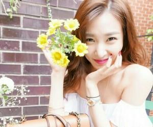 snsd, tiffany, and hwang mi young image