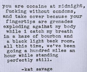 cocaine, love quotes, and quotes image