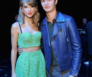 Taylor Swift, ansel elgort, and teen choice awards image