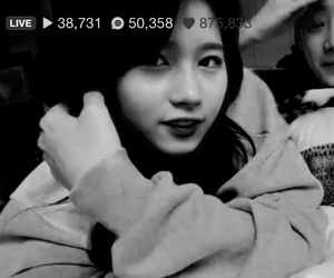 black and white, twice, and sana image