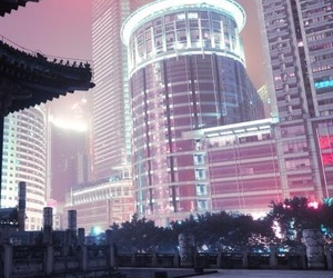 city, aesthetic, and beautiful image