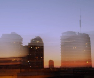 atardecer, canon, and city image