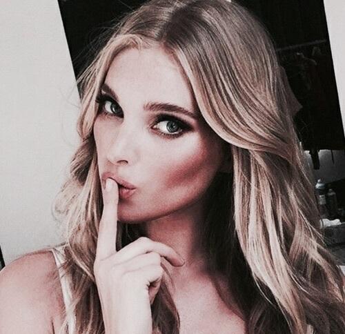 elsa hosk, model, and beauty image